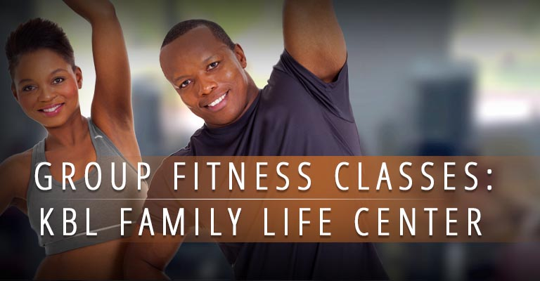 Kerwin B. Lee Family Life Center Fitness Classes