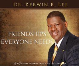 Friendships Everyone Needs