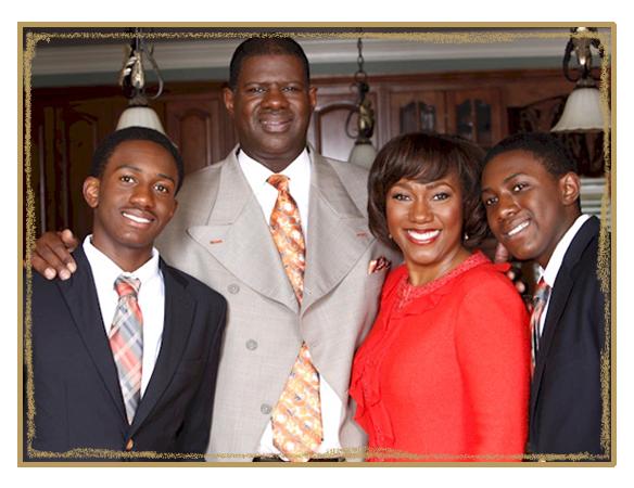 Berean Christian Church Kerwin Lee Family