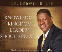 Knowledge Kingdom Leaders Should Possess