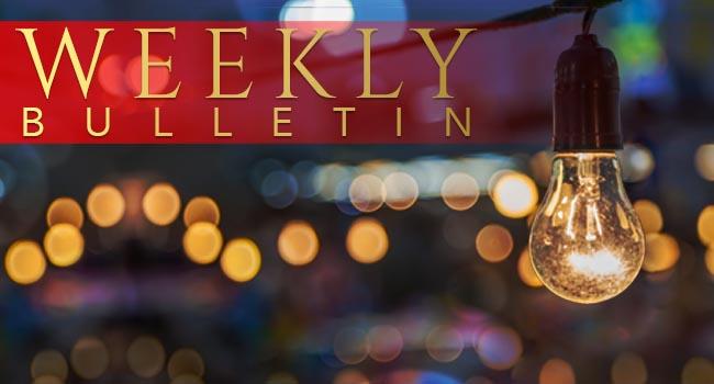 Berean Weekly Church Bulletin