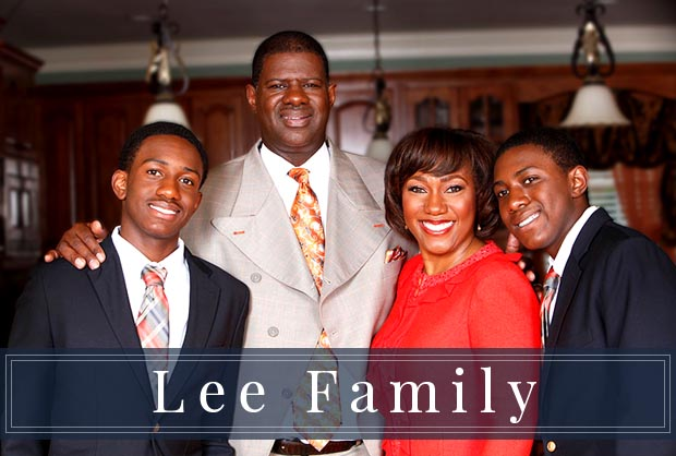 kerwin lee family photo