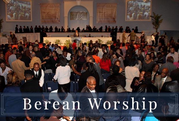 Berean Worship