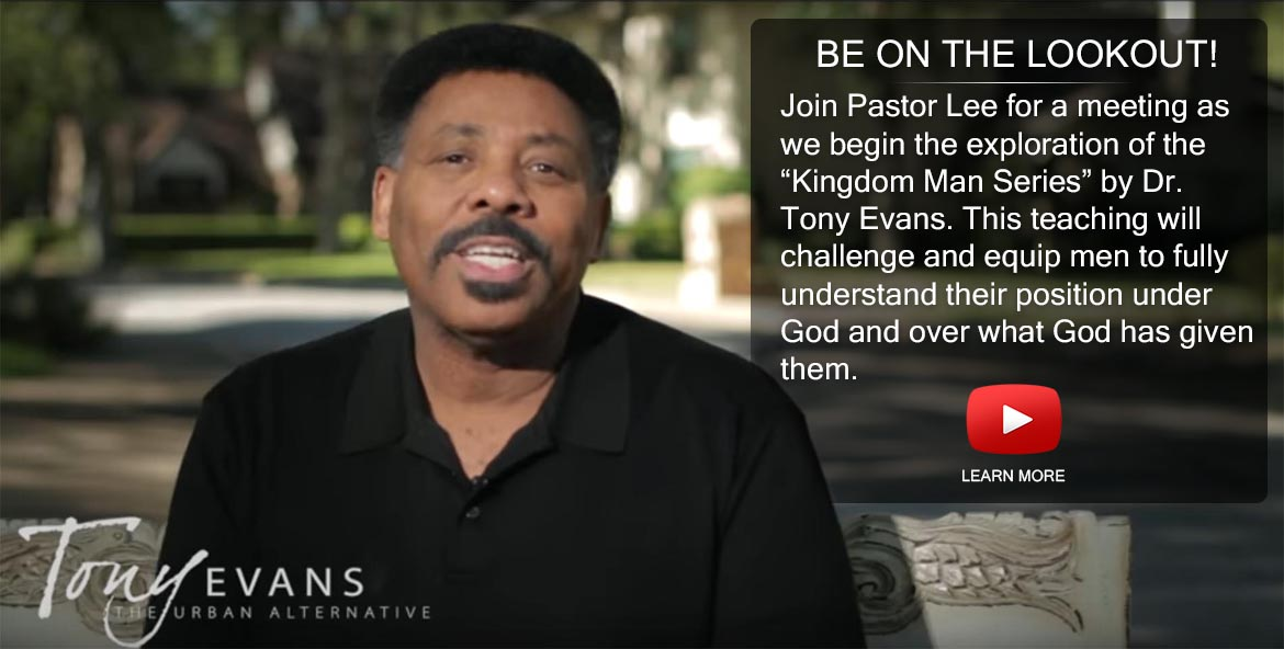 Tony Evans Kingdom Course