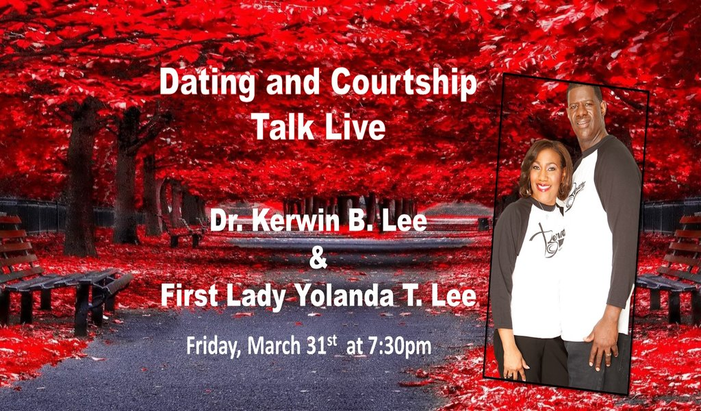 Dr. Lee and First lady