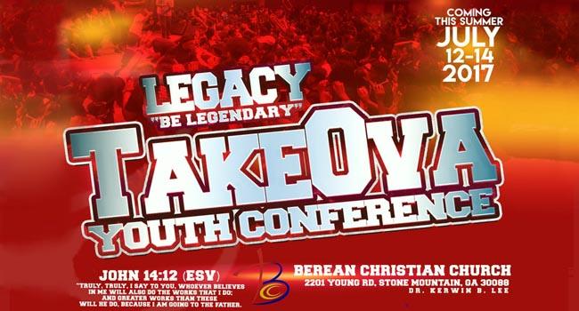 Berean Christian Church TakeOva Conference