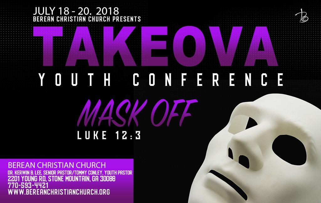 2018 TakeOva Conference