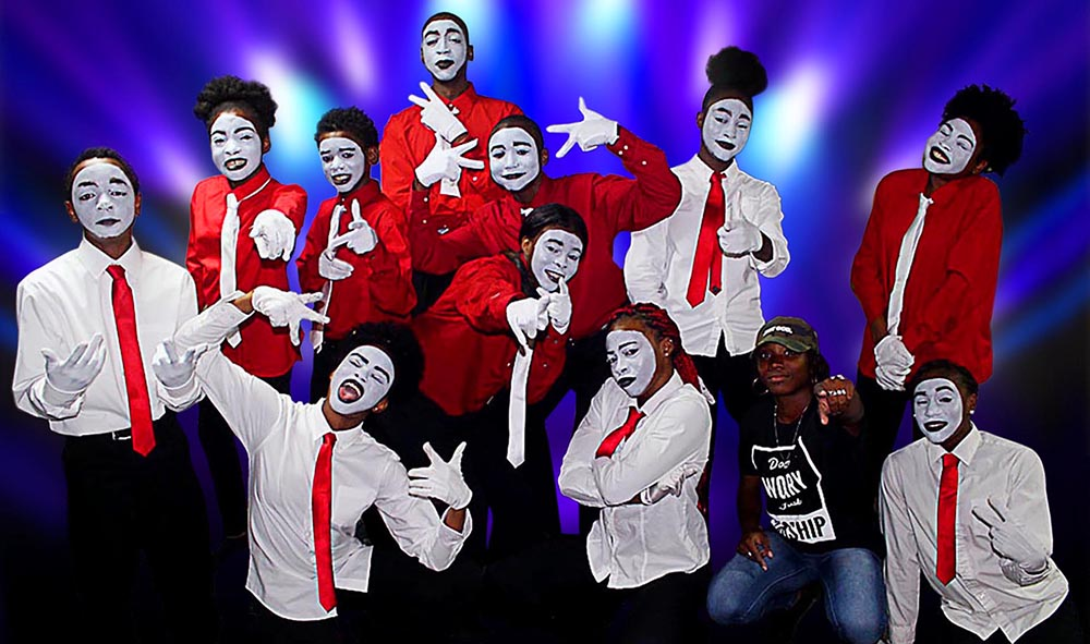 W.I.R.E.D. Youth Ministry Mimes