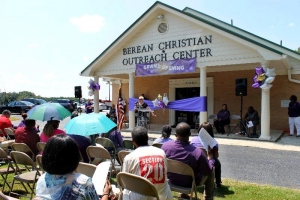 Outreach Center Grand Opening